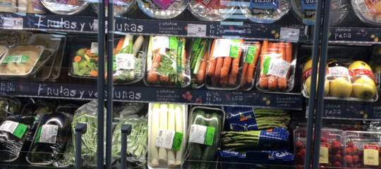 rifiuti plastica supermercati