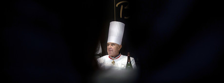 Lo chef Paul Bocuse