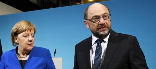 Tre scenari possibili sul futuro governo in Germania (che si decide oggi)