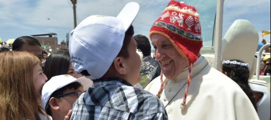 La Patria grande dell'America Latina ha una Madre, ha ricordato Francesco