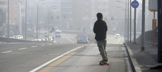 Cosa rischia l'Italia se non riesce a ridurre drasticamente lo smog nelle città