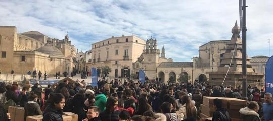 Così a Matera parte il conto alla rovescia per un 2019 da capitale