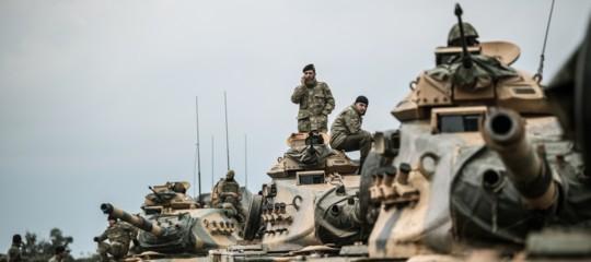"""Sui curdi siriani si è abbattuto un """"Ramoscello d'ulivo"""""""
