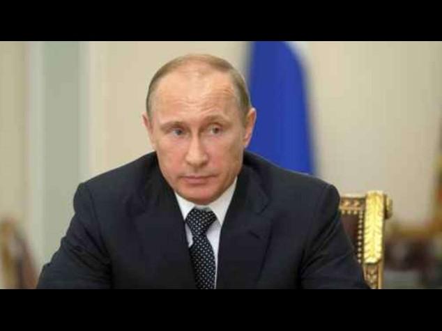 Aereo abbattuto: Putin, garantire sicurezza esperti internazionali