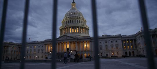 Usa: rinviato voto Senato, terzo giorno di shutdown