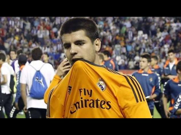 Football: Juventus striker Morata suffers knee injury