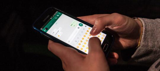 Antitrust: sanzione da 50.000 euro a Whatsapp