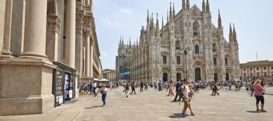 Anche nel 2017 Milano ha ospitato più turisti di Roma. Una ricerca