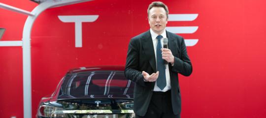 ElonMuskscommette 10 anni di stipendio su Tesla, per guadagnare 78 miliardi