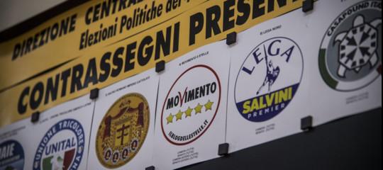 Elezioni: Viminale ammette 75 di103 simboli depositati