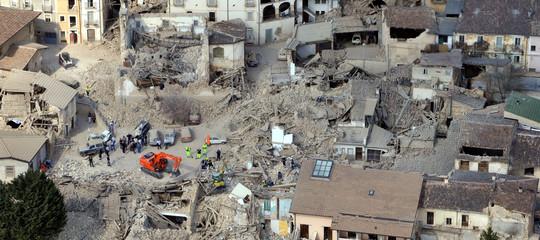 Terremoti, cos'è e come va letta la Mappa della pericolosità sismica
