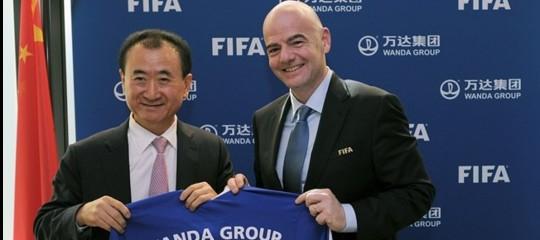 Il miliardario cineseWangJianlinha deciso di smontare il suo impero globale