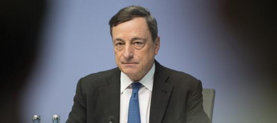 Il dollaro debole non piace a Draghi né aTrump. Ma l'euro resta forte