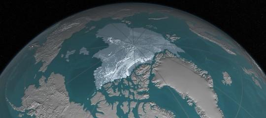 La Via della seta polare, i passaggi a nord-est e a nord-ovest di Pechino