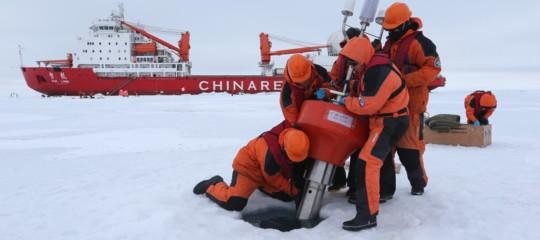 C'è una nuova Via della seta e passerà tra i ghiacci dell'Artico