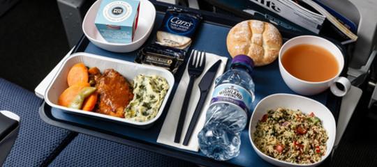 Come viaggiano in aereo gli italiani, secondo di BritishAirways