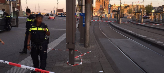 Sparatoria ad Amsterdam, un morto e due feriti