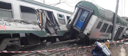 Può unasbeccaturadi un binario lunga 23 centimetri far deragliare un treno?