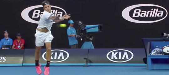 Tennis: Australian Open, Federer campione per la sesta volta