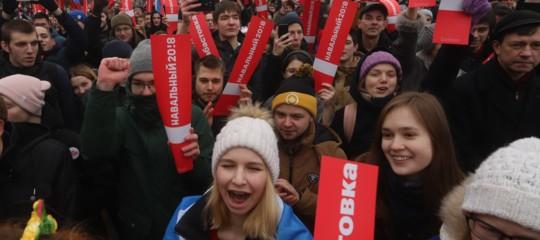 Cosa chiedeNavalnyai russi per fermare il presidente. E perché (per ora) non ha speranza