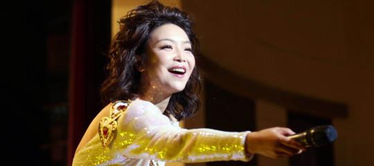 L'Asia applaude ancora TeresaTeng, la cantante taiwanese più famosa al mondo
