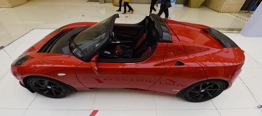 Sempre più Cina nel futuro di Tesla con il nuovosuperchargerda 50 posti