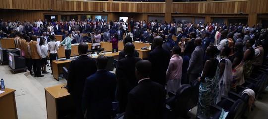 I cinesi hanno costruito la sede dell'Unione Africana per poterla spiare