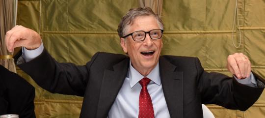 """La """"super vacca"""" di Bill Gatesper aiutare l'Africa"""