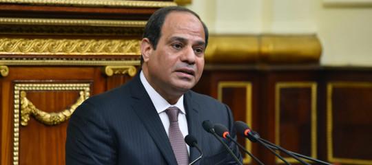 """Caso Regeni. Al Sisi:""""Scoveremo i responsabili, non dimentichiamo"""""""