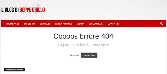 Perché Grillo si fa un nuovo blog alla vigilia delle elezioni?