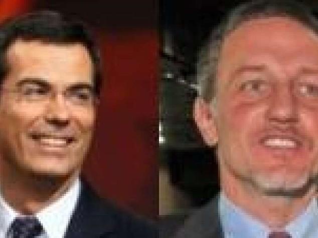 Tv: Giannini e Floris in crisi, insieme fanno poco share