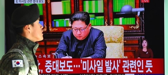 """""""No,KimJong-unnon è quel pazzo guerrafondaio che sembra. Tutt'altro"""""""