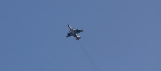 Siria: ong, abbattuto caccia russo, catturato il pilota