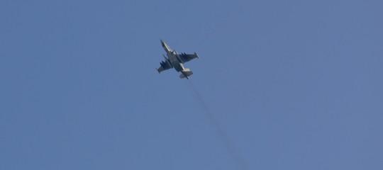 Ecco il video del caccia russo abbattuto in Siria, ucciso il pilota che era sopravvissuto