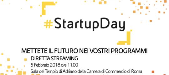 Tutto quello che serve sapere per seguire lo #Startupday