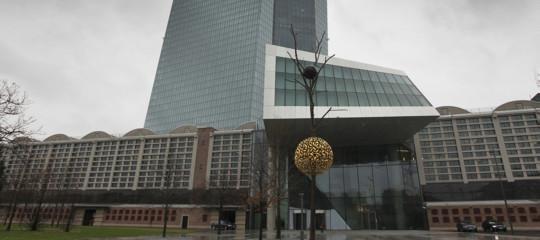 Riforma fiscale Trump, Bce preoccupata