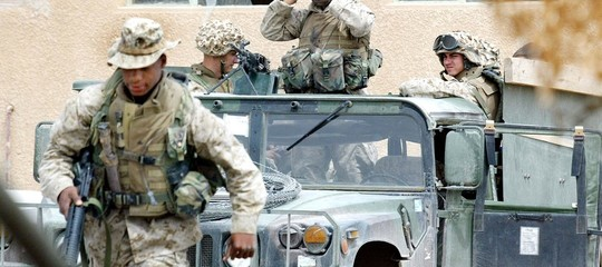 Iraq: sconfitto Isis, truppe Usa lasciano il Paese per l'Afghanistan