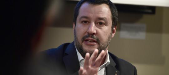 Fascismo: Salvini, allarme surreale agitato da una parte politica
