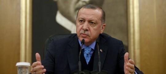 """Raid Macerata: Erdogan, """"attacco razzista contro l'Islam"""""""