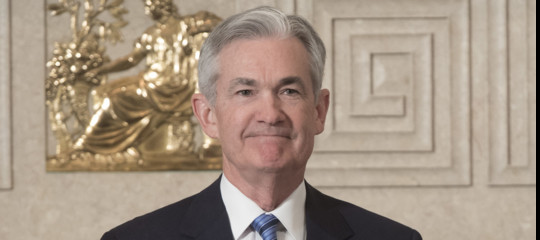 """Fed: Powell diventa presidente, """"sistema finanziario più forte"""""""