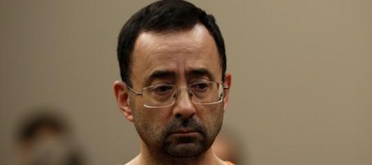 Molestie: medico ginnaste Usa, condanna da 40 a 125 anni