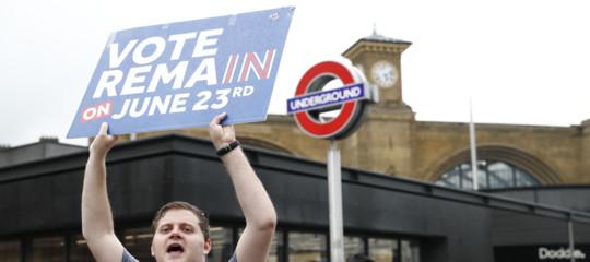 EccoRenew, il nuovo partito che vuol convincere gli inglesi ad abbandonare laBrexit