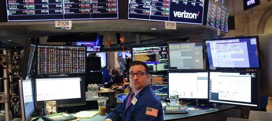 PerchéWallStreetè crollata nonostante l'economia reale vada meglio del previsto
