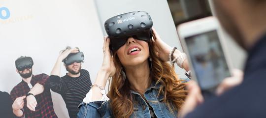 Faremo la spesa da casa con la realtà virtuale?