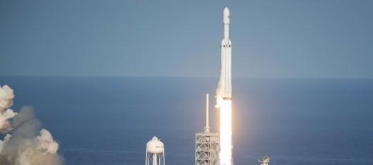 Da CapeCanaveralè partito il razzo che potrebbe portarci su Marte