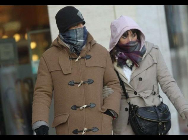 Discesa artica sull' Italia, in arrivo venti freddi e neve