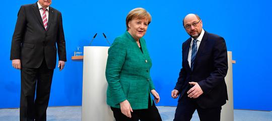 Così i socialdemocratici tedeschi, divisi e lacerati, hanno preso tutti i ministeri chiave