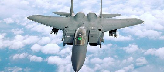 """Siria: raid caccia Usa, """"uccisi oltre 100 combattenti pro-Assad"""""""