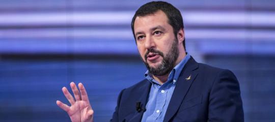 Elezioni: Salvini, l'Islam non è compatibile con la nostra Costituzione