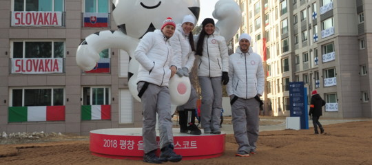 Numeri, statistiche e record delle Olimpiadi invernali in Corea del Sud